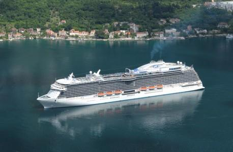 Regal Princess (Photo courtesy of Princess Cruises)