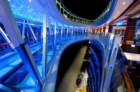 SeaWalk on Regal Princess (photo courtesy of Princess Cruises)