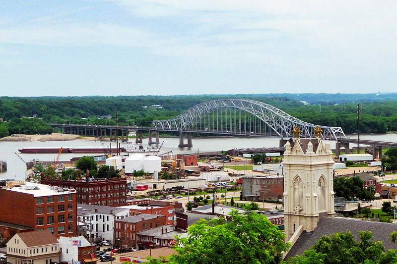Mississippi River Towns