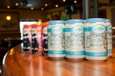 Cigar City Brewing Ales onboard (Photo Courtesy of Carnival Cruise Lines)