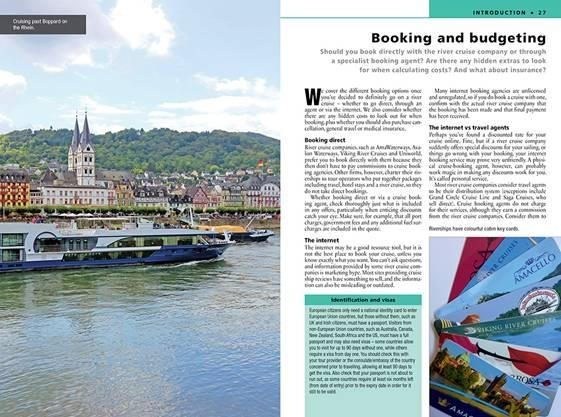 Europe River Cruising inside spread #2