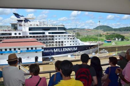 Panama Canal Celebrity Millennium