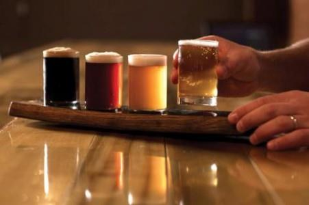 Med Country Boy Beer Flight