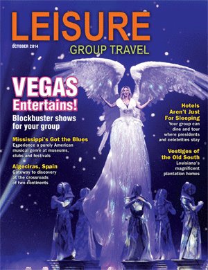 October 2014 Lesiure Group Travel