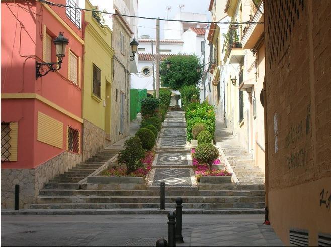 Algeciras street