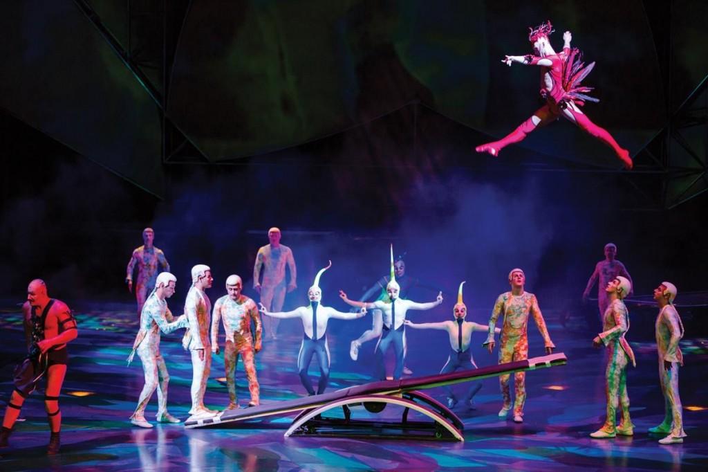 Cirque Mystere
