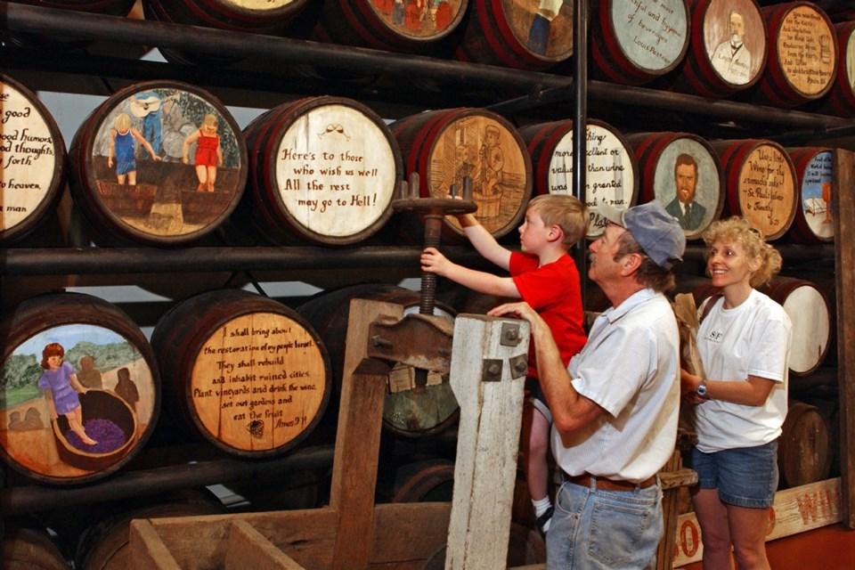 Cowie Wine Cellars