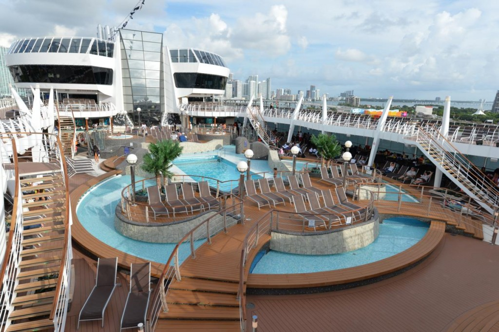 Aqua Park. Photo courtesy of MSC Cruises