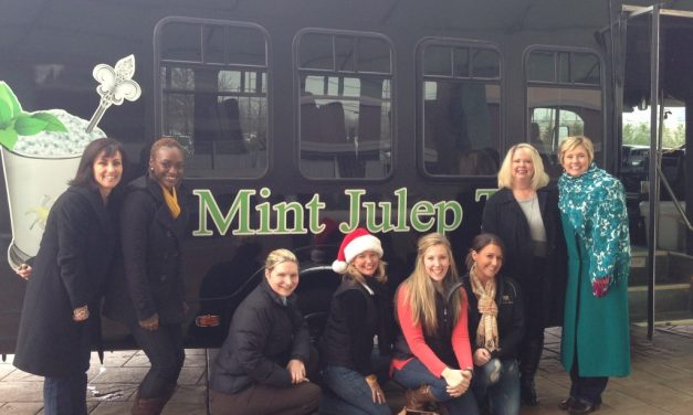 Sean and Lisa Higgins, Mint Julep Tours