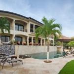 Villa Buena Onda Offers an Enclosed, Private Grounds, Ensuring Privacy. Photo Courtesy of Villa Buena Onda
