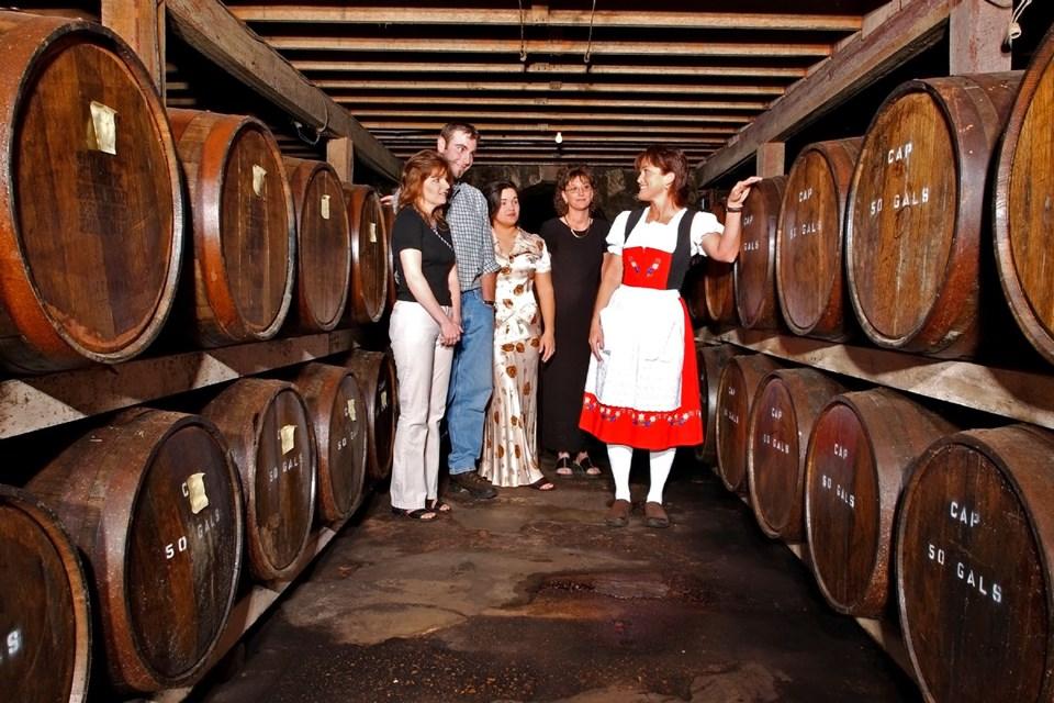 Wiederkehr Wine Cellar and Vineyard
