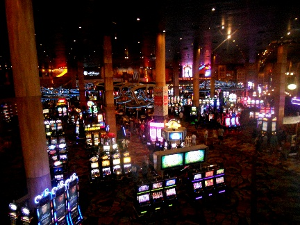 Casino Indoors