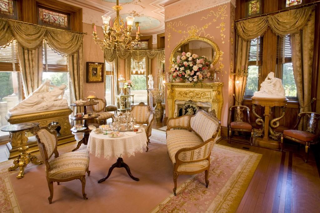 Maymont interior