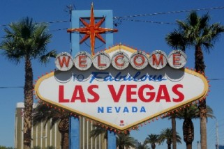 First-timers Las Vegas Perspective