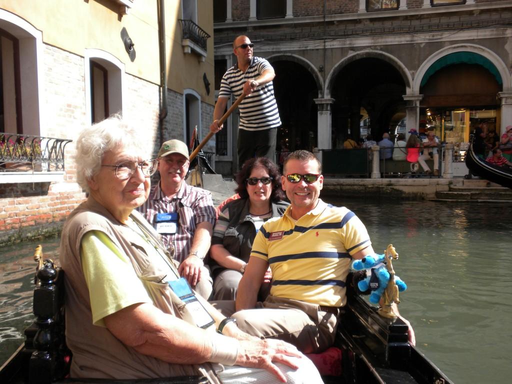 venice group trip