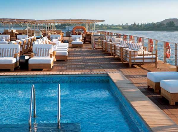Group cruises 2015 france