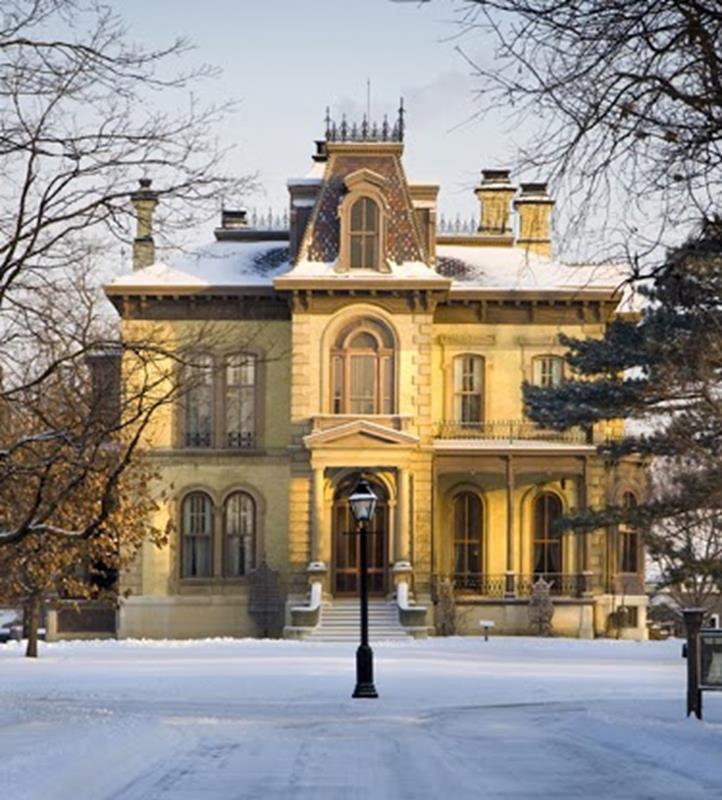 David Davis Mansion, Bloomington