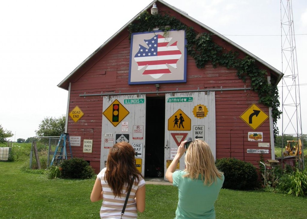 Kankakee County Barn Quilt Tour
