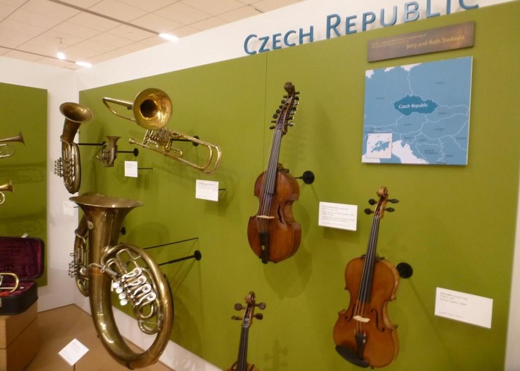 MIM Czech Exhibit