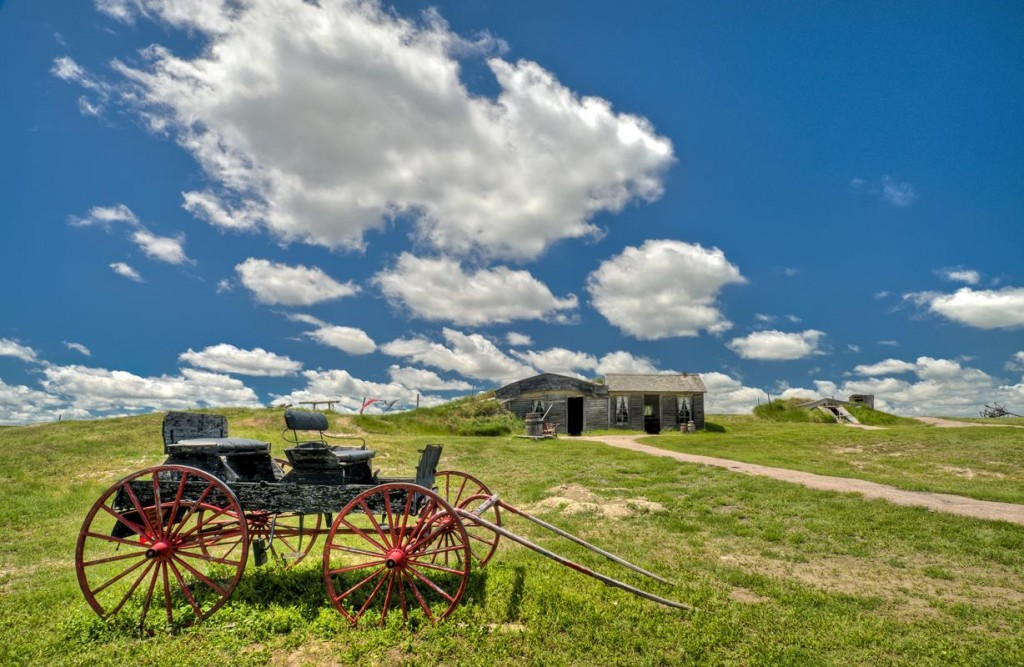 Prairie Homestead, South Dakota