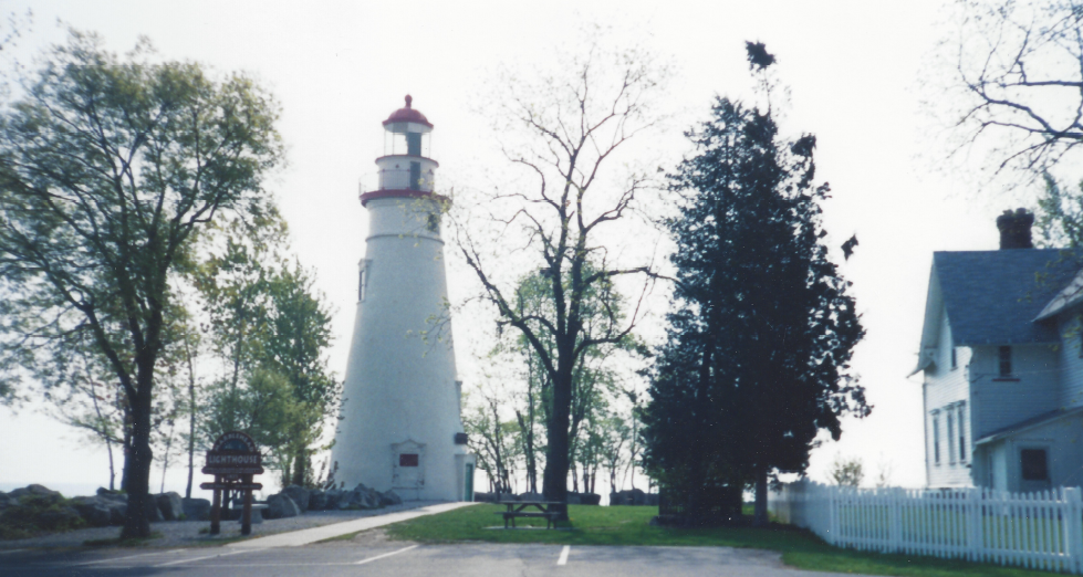 lighthouse marblehead lake