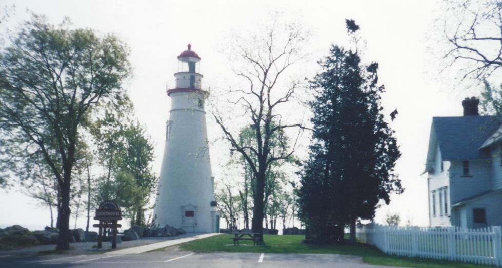 lighthouse marblehead lake