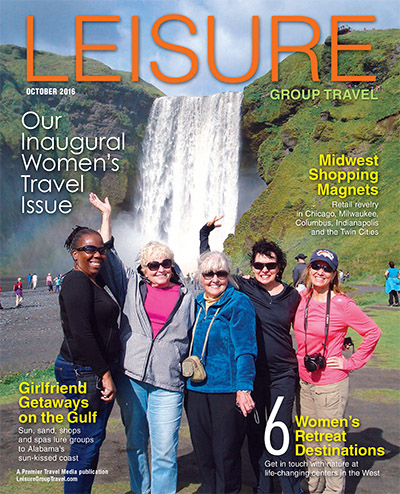 October 2016 Leisure Group Travel