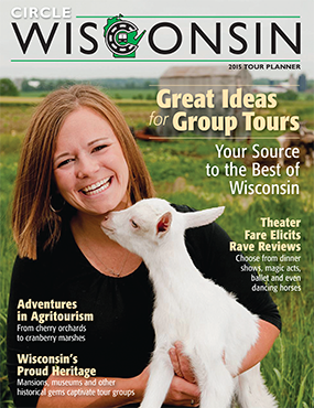 Circle Wisconsin 2015 Tour Planner