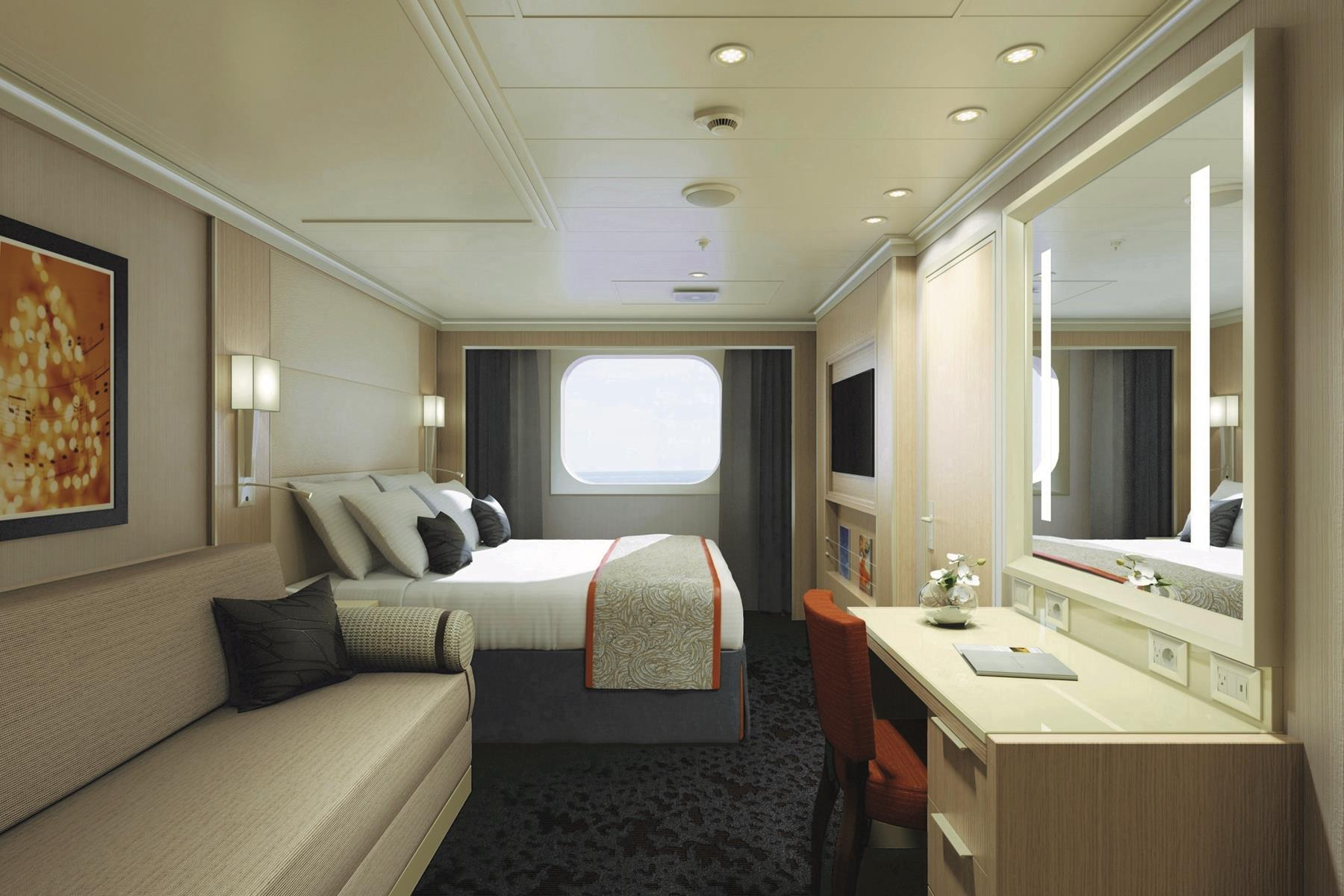 The Suite Life Gets Sweeter On Ms Koningsdam