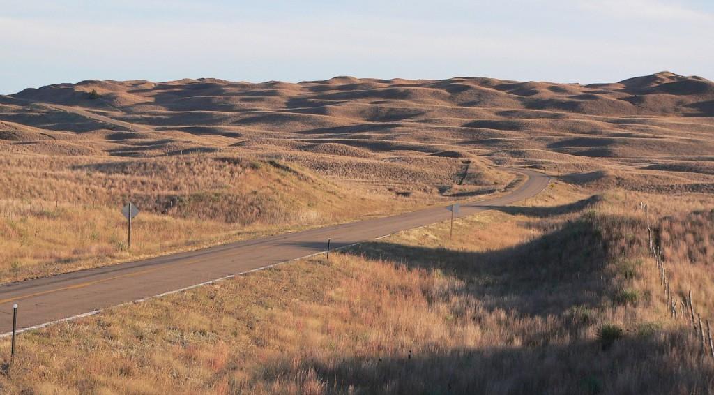 Sand Hills, Nebraska. Credit