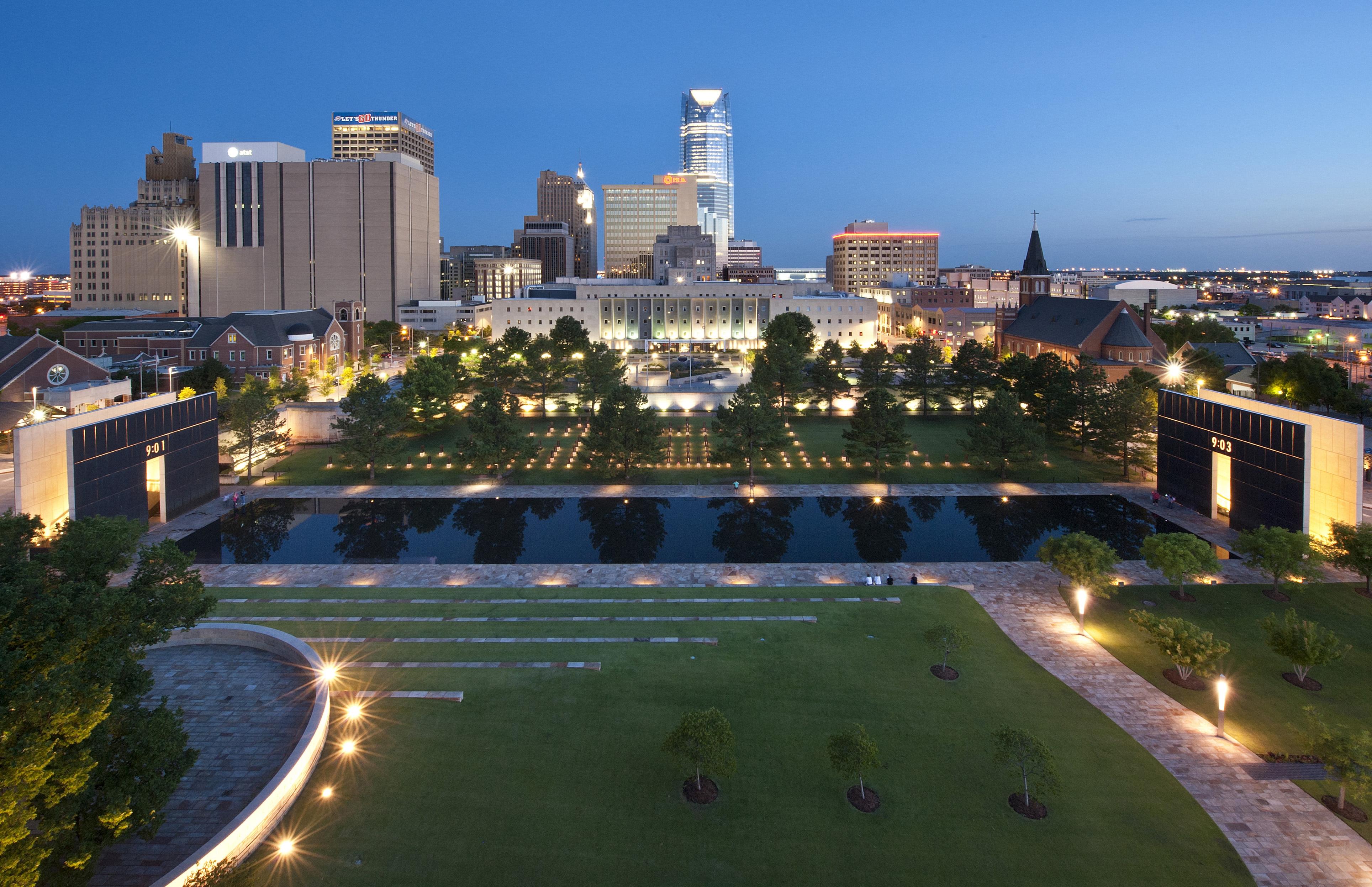 Oklahoma City Remembers