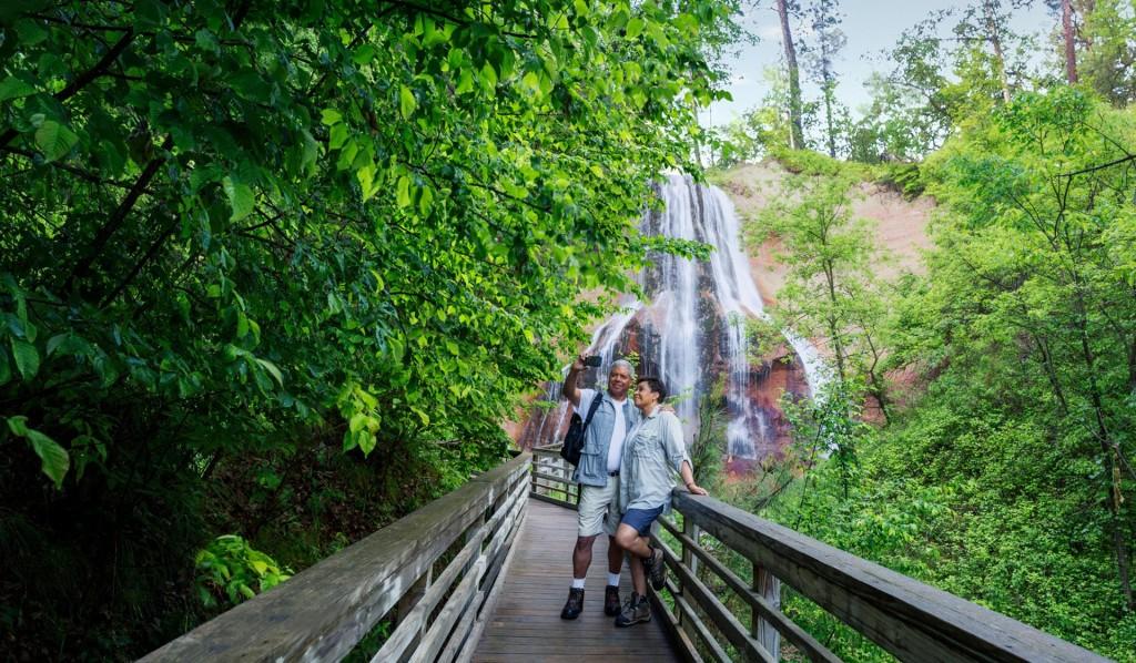 Niobrara Scenic River - Smith Falls