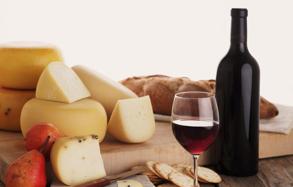 Switzerland's Cheese, Chocolate and Wine. What More?