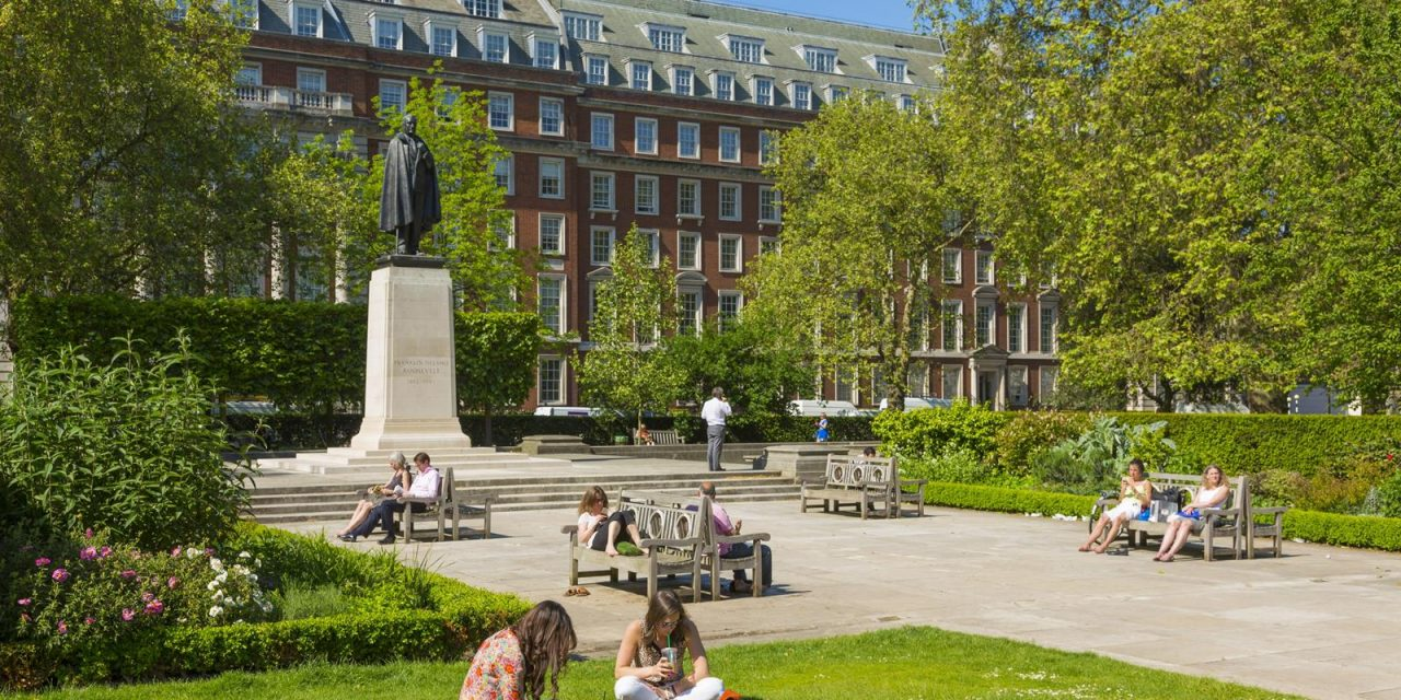 London's Mayfair District: Posh and Privileged