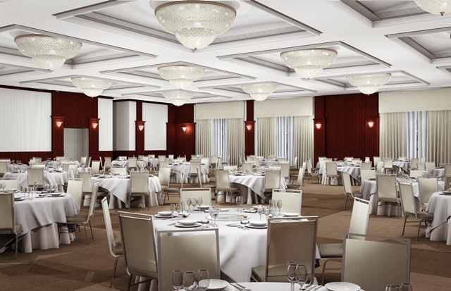 InternContinental Cleveland ICH_Ballroom Conference Rendering resized