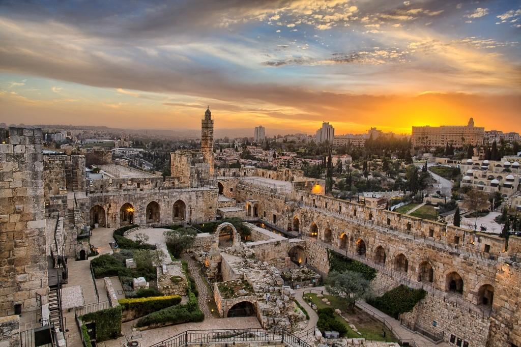 Jerusalem film. Credit: Dustin Farrell
