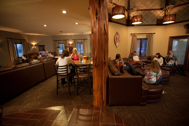 Kalahari Resort in Sandusky, Ohio features a variety of guest rooms and suites, including the five bedroom Entertainment Villas that sleep up to 22 guests. resized