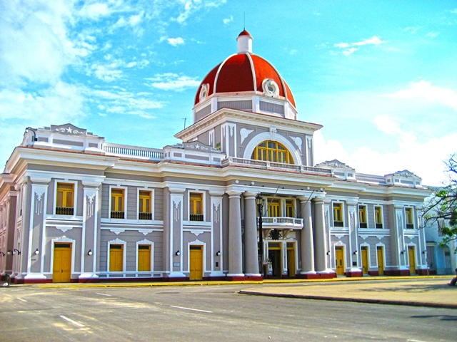 Cienfuegos Government Office Building