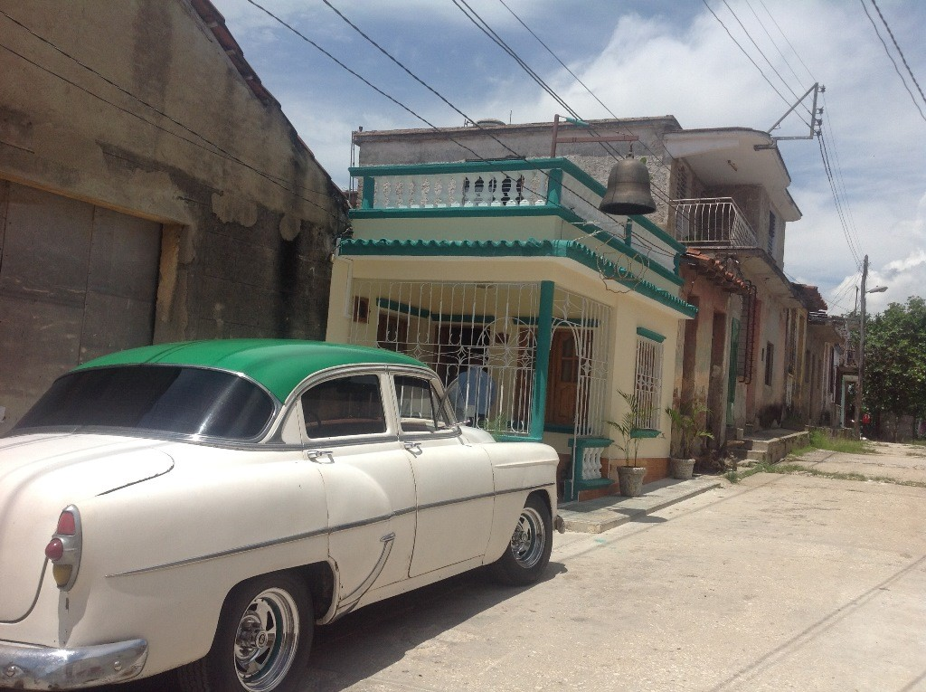 Streets of Cuba. Credit: Mayflower Tours