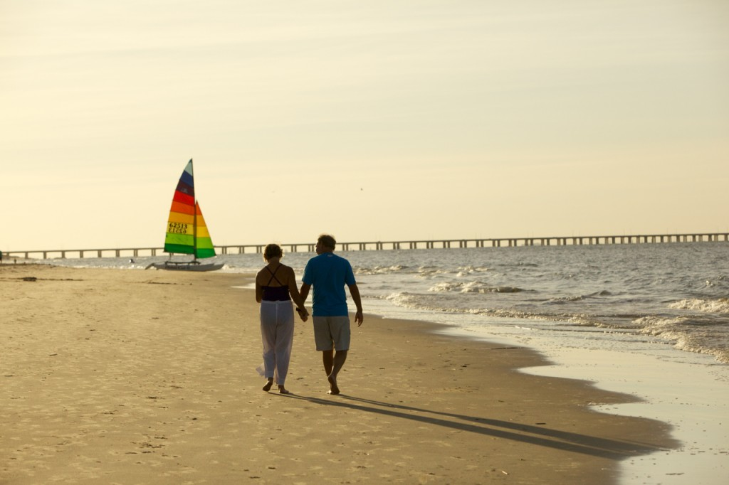 Chesapeake Bay Beach. Credit: Virginia Beach CVB