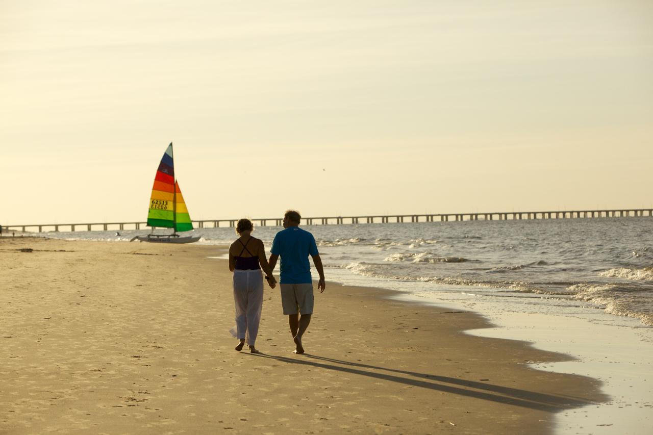 Seaside group getaway live the life in virginia beach for Fishing spots in virginia beach