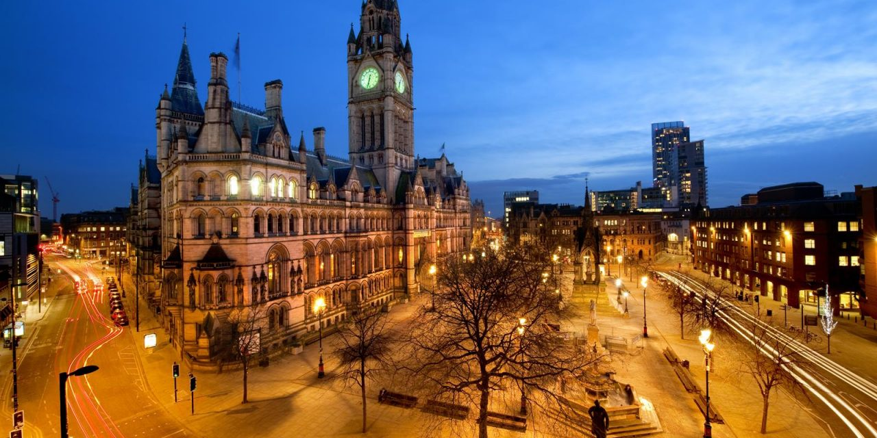 Discovering Manchester, England