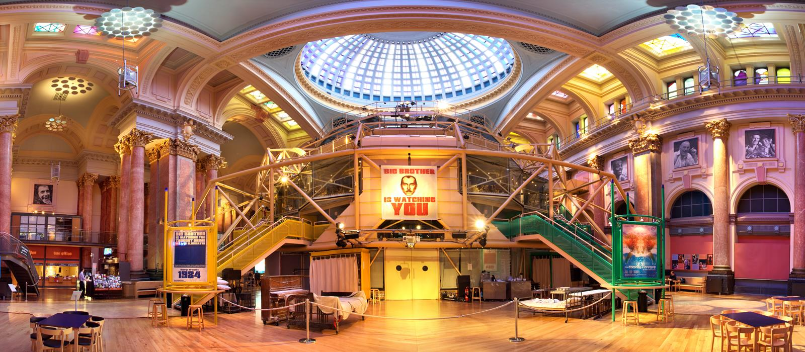 Royal Exchange Hotel Manchester