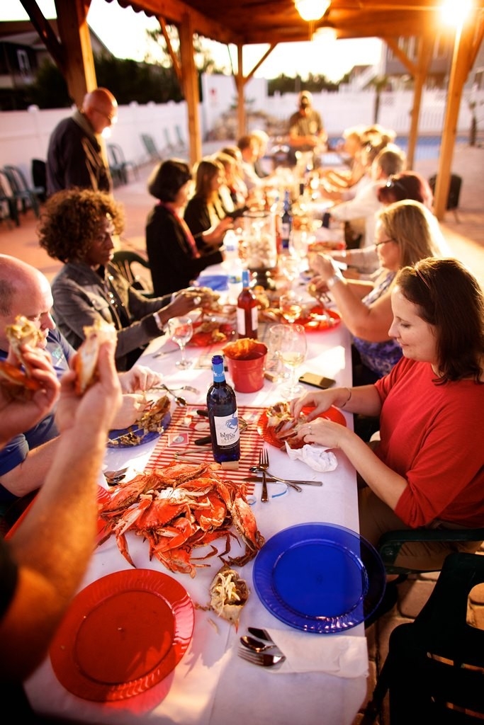 Crab Feat in Sandbridge. Credit: Virginia Beach CVB