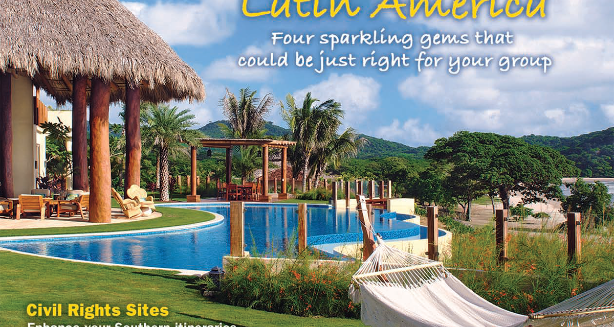 April 2015 Leisure Group Travel Magazine