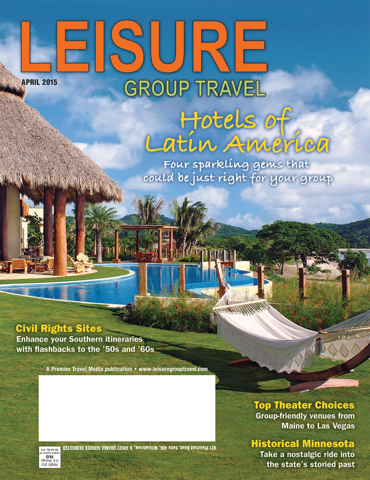 April 2015 Leisure Group Travel Magazine