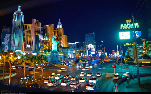 Las Vegas Highlights for a Great Getaway