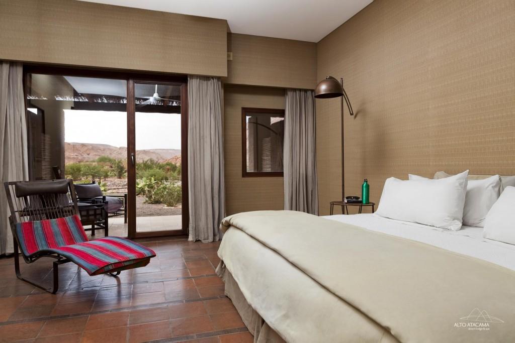 Alto Atacama Catarpe Guestroom