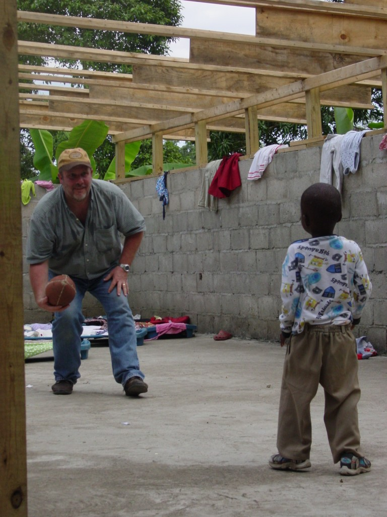 Mission travel to Haiti