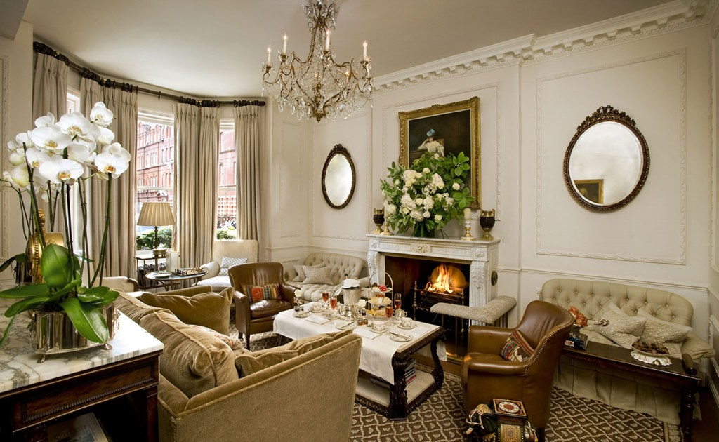 Drawing Room, Egerton House Hotel